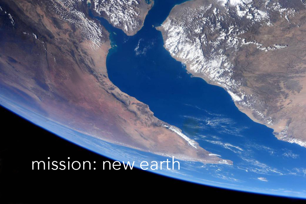 PHOTO MISSION New Earth