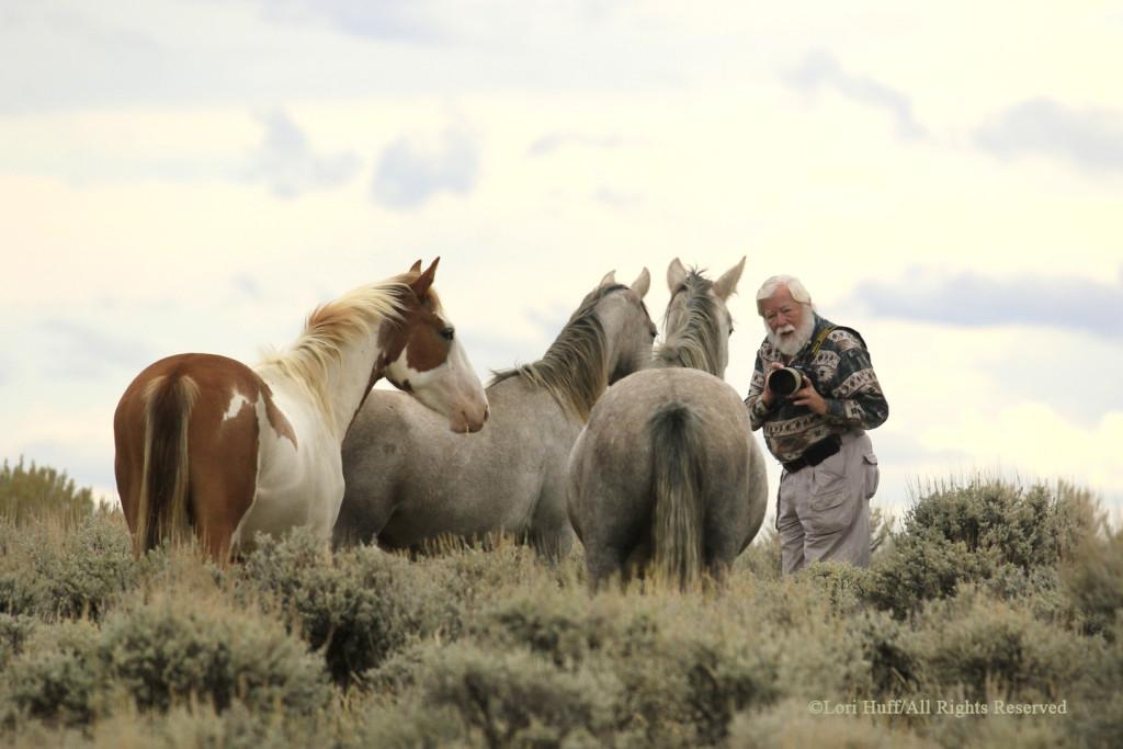 Weldon Lee, Lori Huff; Sand Wash Basin HMA, Colorado