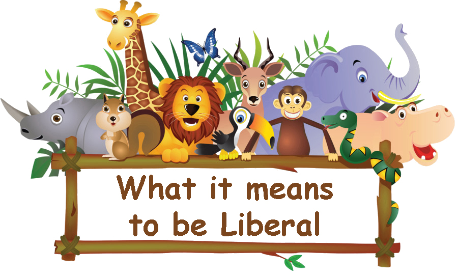WHAT IT MEANS TO BE LIBERAL 7